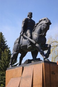 The Monument to Danilo Galitsky