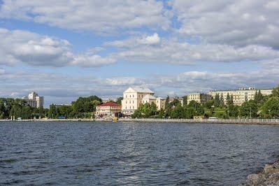 Ternopil lake