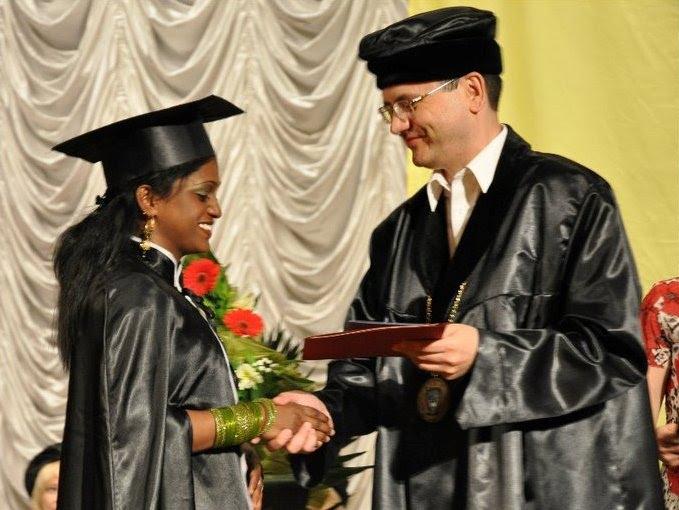 Graduation Day 2010.