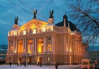Ternopil theatre